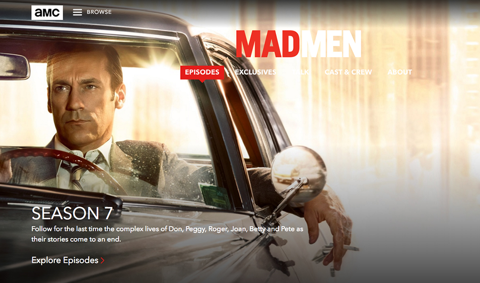 after Mad Men