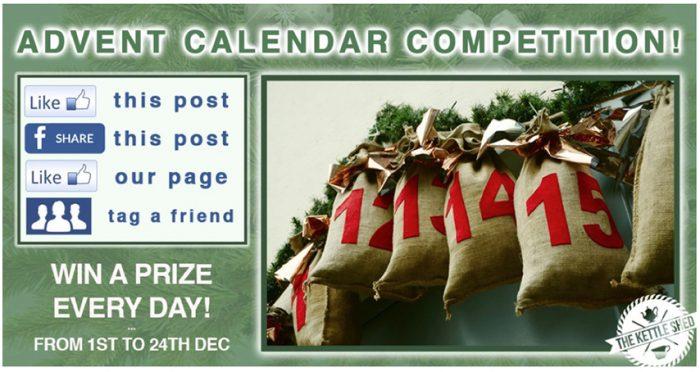 Social media Christmas