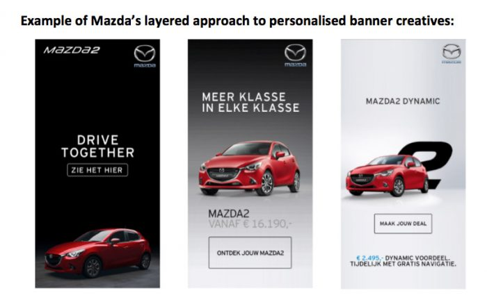 Mazda customer journey