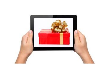 online shopping case study , gift shopping online, customer reward