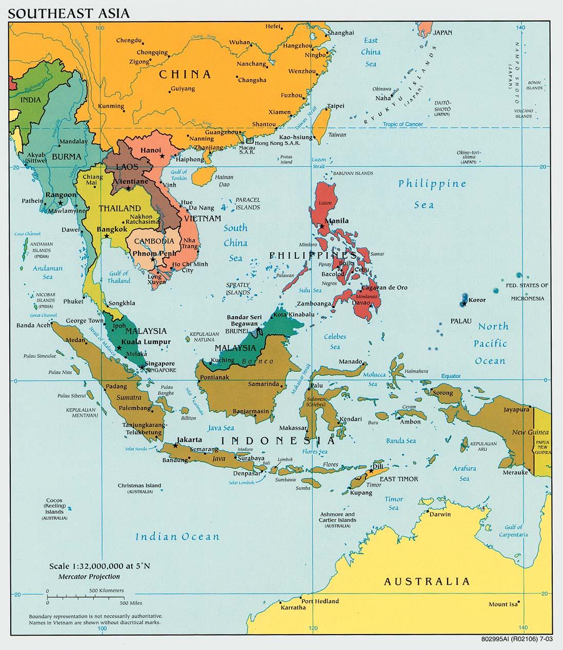 ASEAN region