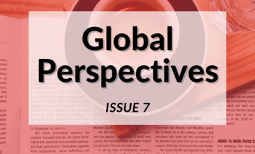 global perspectives issue 7