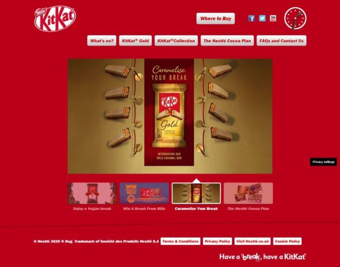 kit kat brand case study