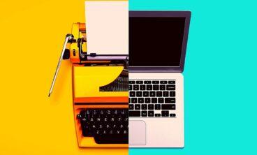 drayton bird typewriter