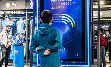 Can digital displays help save physical retail?